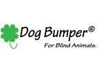 目の見えない犬の為のグッズ、ドッグバンパー葉山店(メノミエナイイヌノタメノグッズ、ドッグバンパーハヤマテン)のロゴ画像